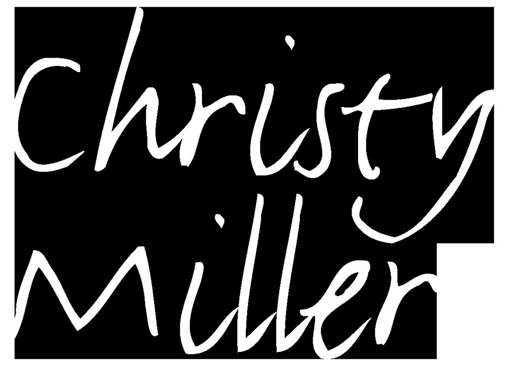 Christy Miller Logo