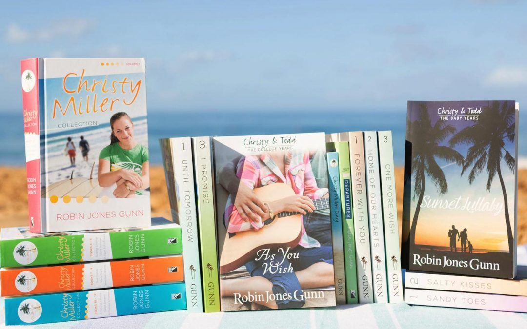 Exclusive Christy Miller Book Sets